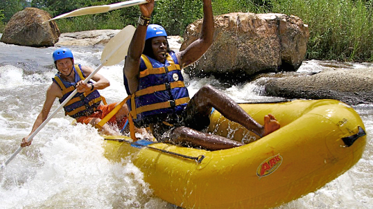 Blyder RIver Canyon Rafting